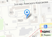Компания «Беспроводной город» на карте