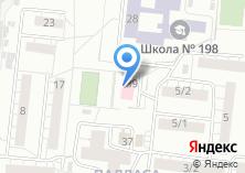 Компания «Городская поликлиника №22» на карте