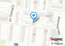 Компания «Бирмаркет» на карте