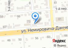 Компания «Автомастерская54» на карте