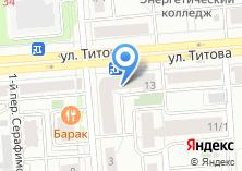 Компания «V-ip-stil» на карте