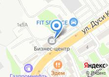 Компания «Сибирь-Логистик» на карте