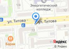 Компания «Дядя Дёнер» на карте