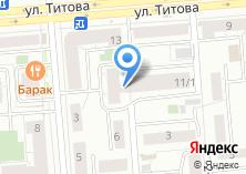 Компания «ЭЛЕКТРОННЫЕ КОМПОНЕНТЫ НОВОСИБИРСК» на карте