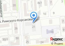 Компания «Строй-Плюс» на карте
