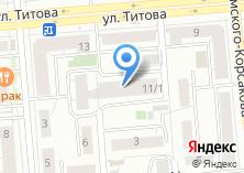Компания «Внимание» на карте