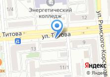 Компания «Ваши деньги» на карте