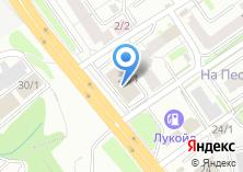 Компания «Сибирская Фасадная Техника» на карте