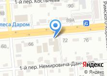 Компания «Справочник автомобилиста» на карте