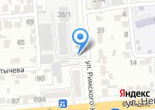Компания «Вечность» на карте