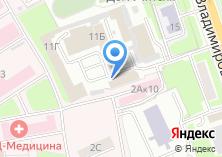 Компания «Союз 12» на карте
