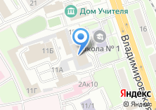 Компания «Новое-Решение.РФ» на карте