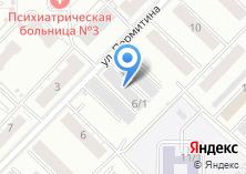 Компания «Абаза-нск» на карте