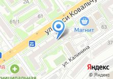 Компания «ГрузДемонтажКлининг» на карте