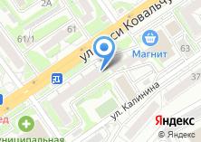 Компания «Адвокатские кабинеты Михайлова А.И. и Михайлова И.А» на карте