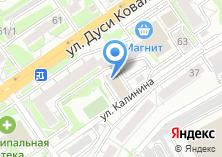 Компания «АБП-Сибирь» на карте