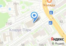 Компания «Торговый юридический центр» на карте