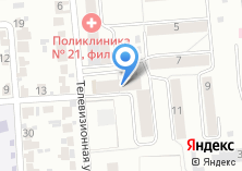 Компания «Новосибирский инженерный центр» на карте
