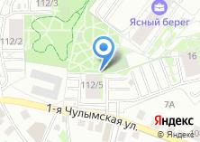 Компания «Ясный берег» на карте