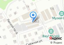 Компания «Столица Сибири» на карте