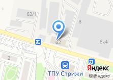 Компания «Сибирский синтепон» на карте