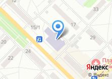 Компания «Сафари» на карте