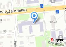 Компания «Соцтехсервис» на карте