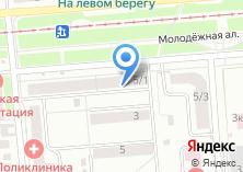 Компания «Елена-1» на карте