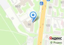 Компания «Новосибирский дом ветеранов» на карте