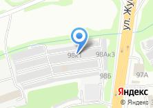 Компания «V-max» на карте