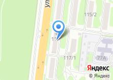 Компания «Карасук» на карте