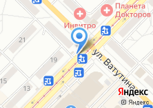 Компания «О МАМА РОЗА» на карте
