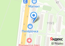 Компания «Мир мебельной фурнитуры» на карте