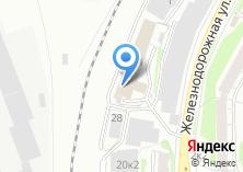 Компания «Спецсвязь России» на карте