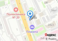 Компания «Сибирский банк Сбербанка России» на карте