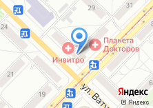 Компания «КомОд» на карте