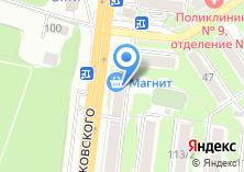 Компания «Агросинт» на карте