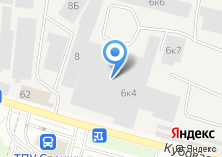 Компания «РегионСпецСервис» на карте