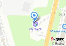 Компания «АЗС Красный Яр» на карте