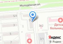 Компания «Строящийся жилой дом по ул. Вертковская» на карте