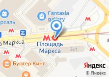 Компания «НОВОСИБИРСКИЙ ЦЕНТР ТУРИЗМА» на карте