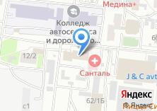 Компания «Armadashin.ru» на карте