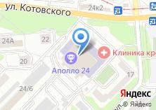 Компания «Нихром, ООО - Группа заводов тепловой техники» на карте