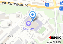Компания «Абат Сибирь» на карте