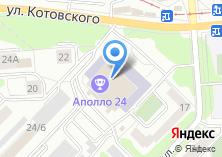 Компания «СибЗНИИЭП» на карте