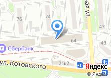 Компания «Азорэль» на карте