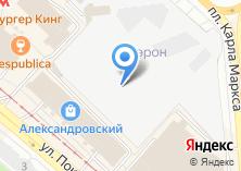 Компания «Autohouse» на карте