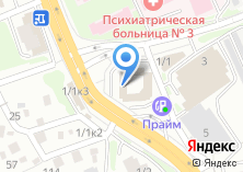 Компания «Юнит-ТЭК» на карте