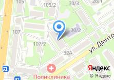 Компания «Эскулап-С» на карте