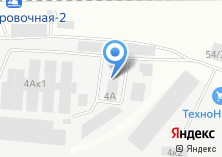 Компания «Лейка54» на карте